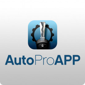 AutoProAPP POINTS—Use for Key Codes & PIN Codes