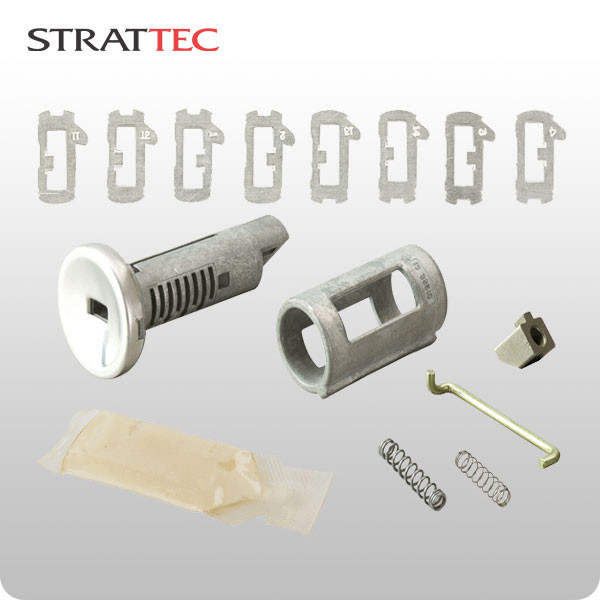 Gm 2010 Hu100 Uncoded Ignition Repair Kit Strattec 7012918