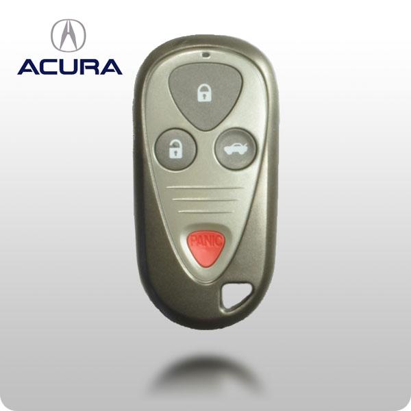 Acura TL 2004-2006 / TSX 2006-2008 4-Btn Remote MEMORY 1
