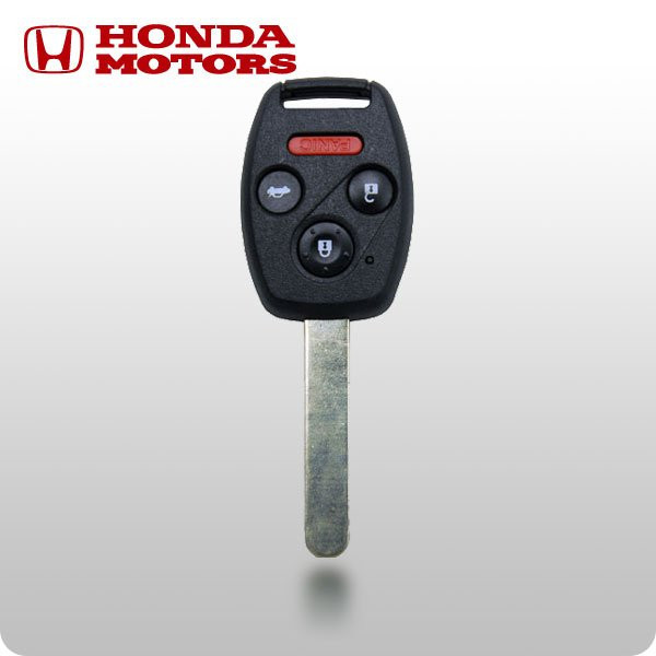 Honda civic 2006 2011 ex si hyb 4 btn remote head key for Program honda civic key