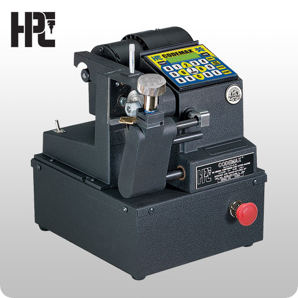 hpc 1200 key machine