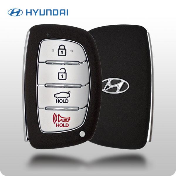 Hyundai Elantra 2016 2017 4 Btn Smart Key Cqofd00120 Oem