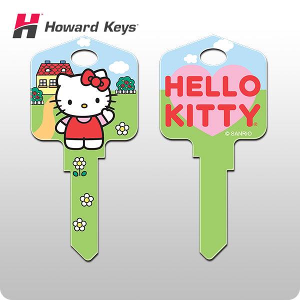 Hello Kitty House Keys Hello Kitty House Licensed