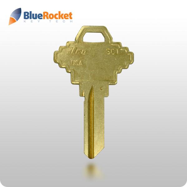 SC1 / 1145 5-Pin Schlage Keys