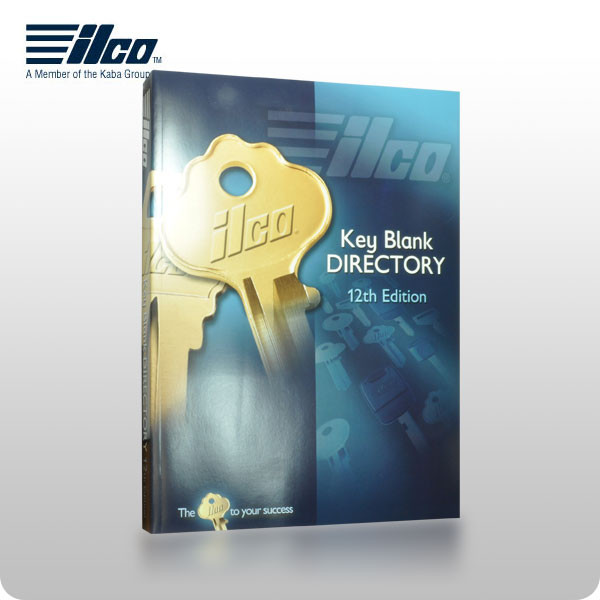 Ilco Key Blank Directory 12th Edition Cd Ilco Ilc