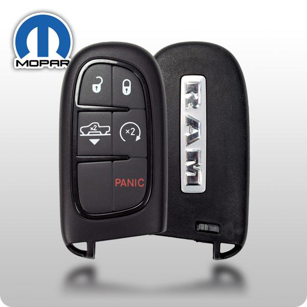 Dodge RAM 2013 5-Btn Smart Key (OEM) [CHR-68288422AA] - $109.50 : American Key Supply, The ...