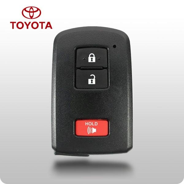 Toyota LCruiser 16-17 / Prius C 12-15 / Tacoma 15-16 SmKey ...