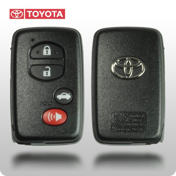 toyota camry 09 14 corolla 11 14 avalon 09 12 smart key oem toy 89904 06130. Black Bedroom Furniture Sets. Home Design Ideas