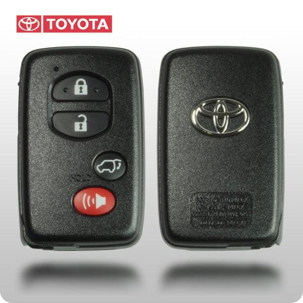 Toyota Highlander Limited 2007 2014 4 Btn Smart Key Oem
